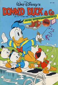 Cover Thumbnail for Donald Duck & Co (Hjemmet / Egmont, 1948 series) #19/1986