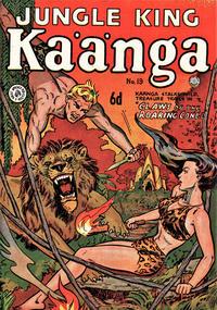 Cover Thumbnail for Kaänga Comics (H. John Edwards, 1950 ? series) #19