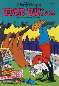 Cover Thumbnail for Donald Duck & Co (Hjemmet / Egmont, 1948 series) #26/1986