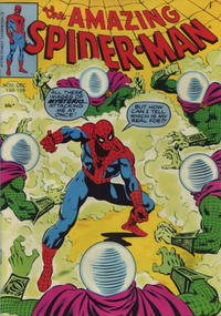 Cover Thumbnail for The Amazing Spider-Man (Yaffa / Page, 1977 ? series) #198-199