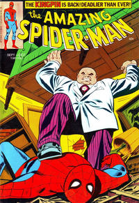 Cover Thumbnail for The Amazing Spider-Man (Yaffa / Page, 1977 ? series) #196-197