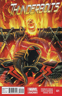 Cover Thumbnail for Thunderbolts (Marvel, 2013 series) #21