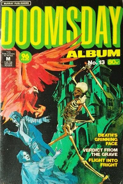 Cover for Doomsday Album (K. G. Murray, 1977 series) #13