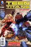 Cover for Teen Titans (DC, 2011 series) #27