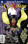 Cover for Catwoman (DC, 2011 series) #27