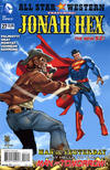 Cover for All Star Western (DC, 2011 series) #27