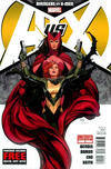 Cover Thumbnail for Avengers vs. X-Men (2012 series) #0 [4th Printing Variant]