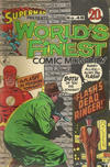 Cover for Superman Presents World's Finest Comic Monthly (K. G. Murray, 1965 series) #48