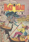 Cover Thumbnail for Batman (1950 series) #91 [Price difference]