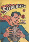 Cover for Superman (K. G. Murray, 1947 series) #101