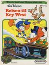 Cover for Walt Disney's Beste Historier om Donald Duck & Co [Disney-Album] (Hjemmet / Egmont, 1978 series) #24 - Reisen til Key West