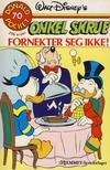 Cover Thumbnail for Donald Pocket (1968 series) #70 - Onkel Skrue fornekter seg ikke! [1. opplag]