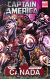 Cover Thumbnail for Captain America (2011 series) #1 [Fan Expo Canada variant]