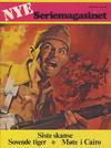 Cover for Nye Seriemagasinet (Serieforlaget / Se-Bladene / Stabenfeldt, 1978 series) #6/1978