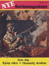Cover for Nye Seriemagasinet (Serieforlaget / Se-Bladene / Stabenfeldt, 1978 series) #8/1978