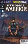 Cover for Eternal Warrior (Valiant Entertainment, 2013 series) #5 [Cover B - Pullbox Edition - Diego Bernard]