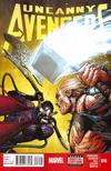 Cover for Uncanny Avengers (Marvel, 2012 series) #16
