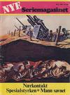 Cover for Nye Seriemagasinet (Serieforlaget / Se-Bladene / Stabenfeldt, 1978 series) #8/1979