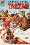 Cover for Tarzan (Editrice Cenisio, 1968 series) #14