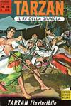 Cover for Tarzan (Editrice Cenisio, 1968 series) #18