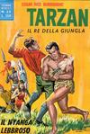 Cover for Tarzan (Editrice Cenisio, 1968 series) #22