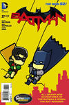 Cover Thumbnail for Batman (2011 series) #27 [Scribblenauts Unmasked Cover]