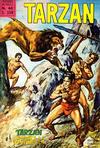 Cover for Tarzan (Editrice Cenisio, 1968 series) #40