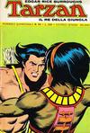 Cover for Tarzan (Editrice Cenisio, 1968 series) #55