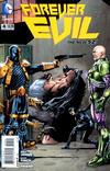 Cover for Forever Evil (DC, 2013 series) #4 [Gary Frank Villains Cover]