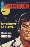 Cover for Helgenen (Nordisk Forlag, 1973 series) #7/1973