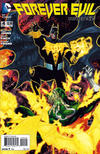 Cover for Forever Evil (DC, 2013 series) #4 [Ethan Van Sciver Yellow Lantern Cover]