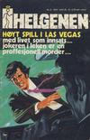 Cover for Helgenen (Nordisk Forlag, 1973 series) #5/1974
