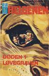 Cover for Helgenen (Nordisk Forlag, 1973 series) #6/1973