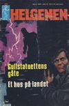 Cover for Helgenen (Nordisk Forlag, 1973 series) #4/1974