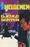 Cover for Helgenen (Nordisk Forlag, 1973 series) #3/1974