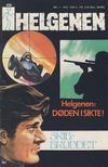 Cover for Helgenen (Nordisk Forlag, 1973 series) #1/1975