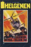 Cover for Helgenen (Nordisk Forlag, 1973 series) #2/1975