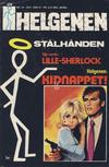 Cover for Helgenen (Nordisk Forlag, 1973 series) #10/1974