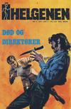 Cover for Helgenen (Nordisk Forlag, 1973 series) #3/1975