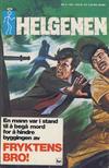 Cover for Helgenen (Nordisk Forlag, 1973 series) #6/1975