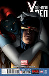 Cover for All-New X-Men (Marvel, 2013 series) #7 [2nd Printing]