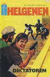 Cover for Helgenen (Nordisk Forlag, 1973 series) #2/1973