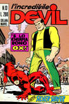 Cover for L'Incredibile Devil (Editoriale Corno, 1970 series) #13