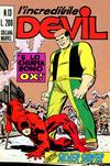Cover for L' Incredibile Devil (Editoriale Corno, 1970 series) #13