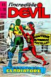 Cover for L' Incredibile Devil (Editoriale Corno, 1970 series) #15