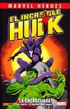 Cover for Marvel Héroes (Panini España, 2012 series) #51 - El Increíble Hulk: La Encrucijada