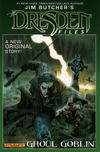 Cover for Jim Butcher's The Dresden Files: Ghoul Goblin (Dynamite Entertainment, 2013 series) #1