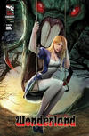 Cover Thumbnail for 2012 Wonderland Annual (2012 series)  [Cover A - Stjepan Sejic]