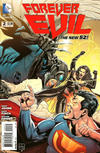 Cover for Forever Evil (DC, 2013 series) #2 [Crime Syndicate Variant Cover]