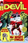 Cover for L'Incredibile Devil (Editoriale Corno, 1970 series) #23